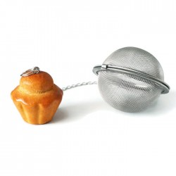 Parisian brioche tea ball