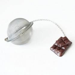 Boule à thé macaron - Différents modèles