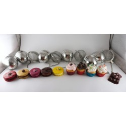Boule à thé personnalisée - Différents modèles disponibles