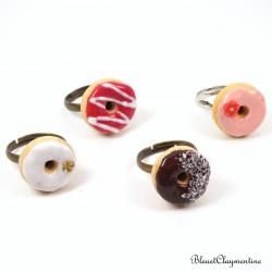 Bague donut