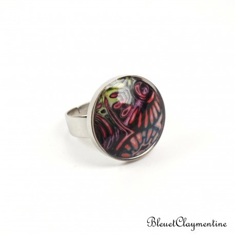 Bague polymere